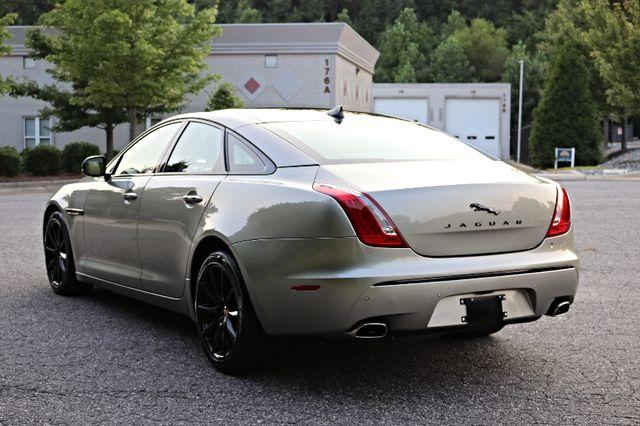 2014 Jaguar XJ Mooresville, North Carolina 4