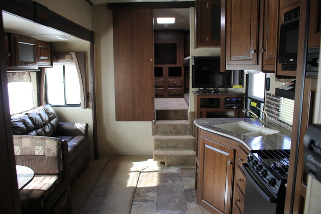 2014 Jayco Eagle 31.5FBHS Mooresville , NC 6
