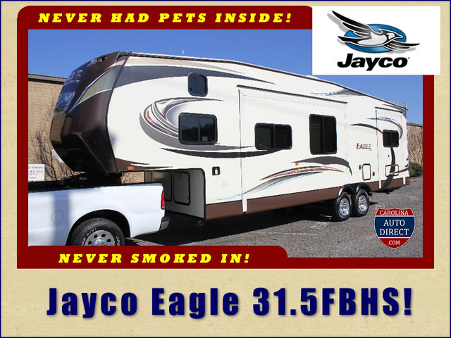 2014 Jayco Eagle 31.5FBHS Mooresville , NC 0