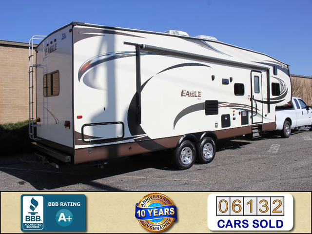 2014 Jayco Eagle 31.5FBHS Mooresville , NC 2