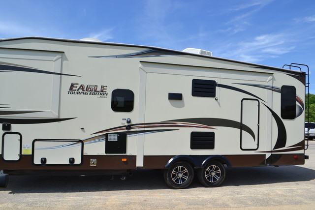 2014 Jayco Eagle touring Edition 28.5 RLTS Roscoe, Illinois 2