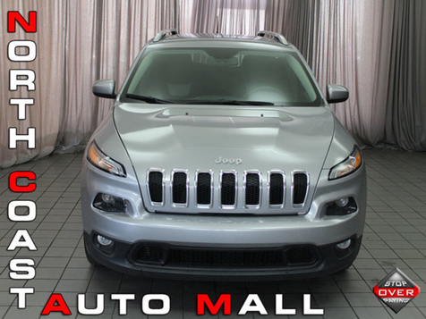 2014 Jeep Cherokee Latitude in Akron, OH