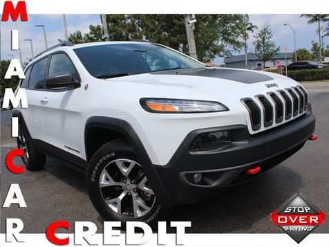 2014 Jeep Cherokee Trailhawk in Akron, OH