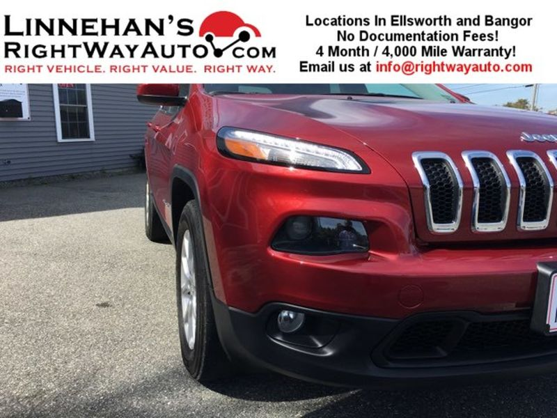2014 Jeep Cherokee Latitude  in Bangor, ME