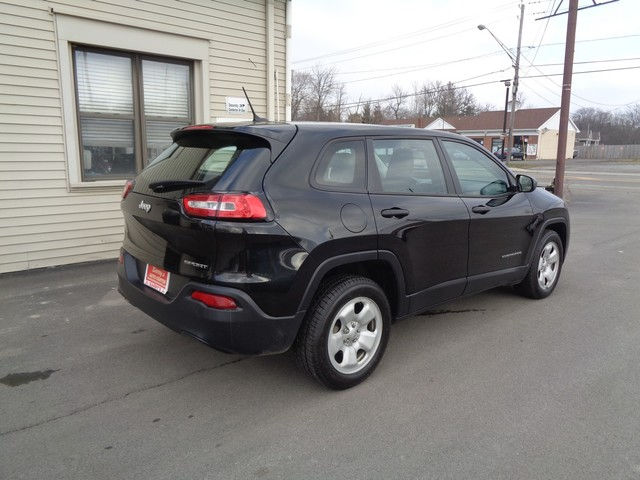 2014 Jeep Cherokee Sport  city NY  Barrys Auto Center  in Brockport, NY