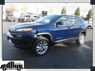 2014 Jeep Cherokee Limited 4WD Burlington, WA