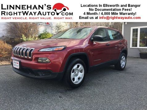2014 Jeep Cherokee Sport in Bangor