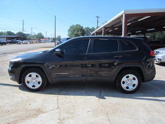 2014 Jeep Cherokee Sport Houston, Mississippi 2