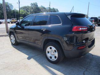 2014 Jeep Cherokee Sport Houston, Mississippi 4