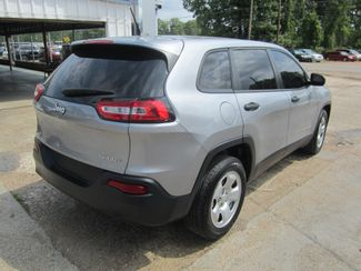 2014 Jeep Cherokee Sport Houston, Mississippi 4