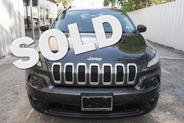 2014 Jeep Cherokee Latitude Houston, Texas 0