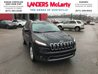 2014 Jeep Cherokee Limited | Huntsville, Alabama | Landers Mclarty DCJ & Subaru in  Alabama