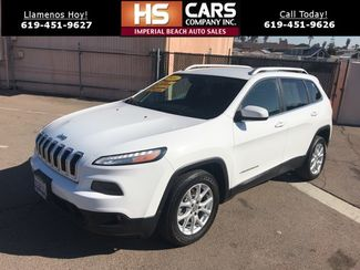 2014 Jeep Cherokee Latitude Imperial Beach, California