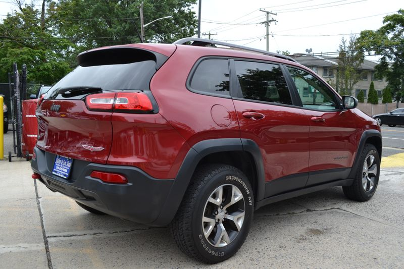 2014 Jeep Cherokee Trailhawk  city New  Father  Son Auto Corp   in Lynbrook, New