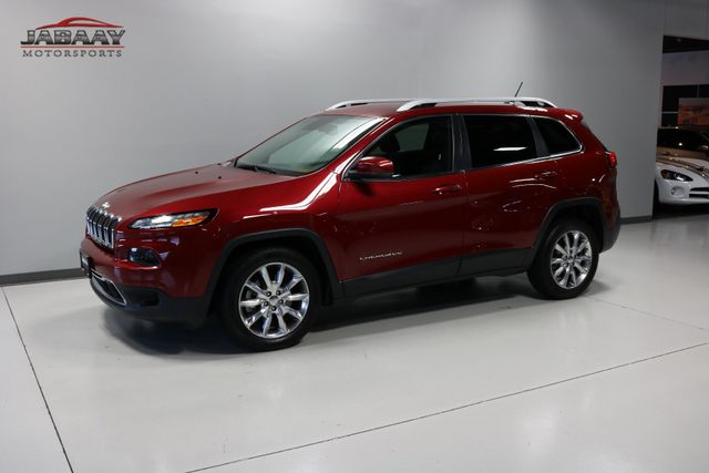 2014 Jeep Cherokee Limited Merrillville, Indiana 35