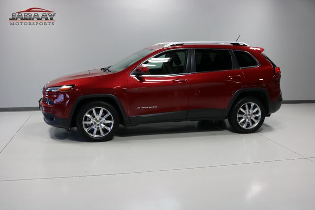 2014 Jeep Cherokee Limited Merrillville, Indiana 36