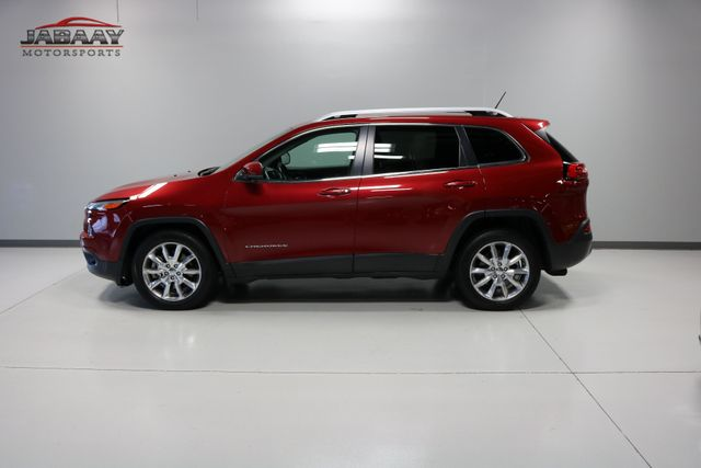 2014 Jeep Cherokee Limited Merrillville, Indiana 37
