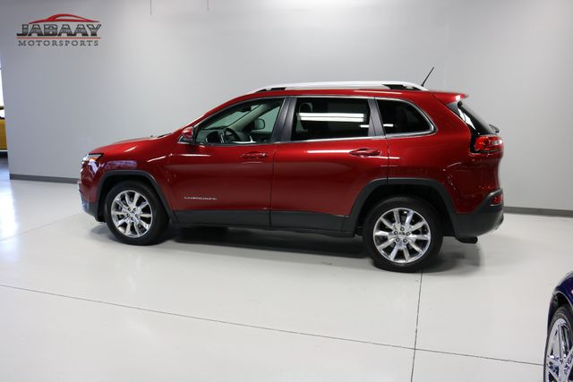 2014 Jeep Cherokee Limited Merrillville, Indiana 38