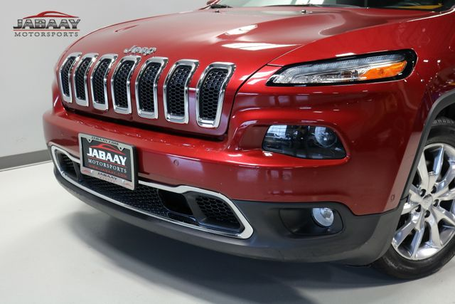 2014 Jeep Cherokee Limited Merrillville, Indiana 31
