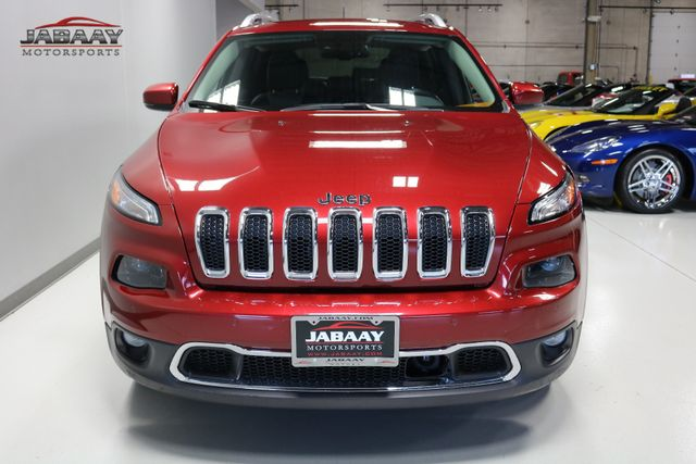 2014 Jeep Cherokee Limited Merrillville, Indiana 7