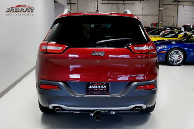 2014 Jeep Cherokee Limited Merrillville, Indiana 3