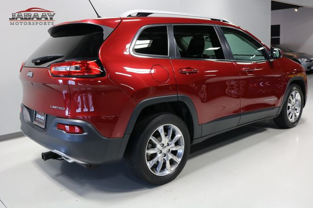 2014 Jeep Cherokee Limited Merrillville, Indiana 4