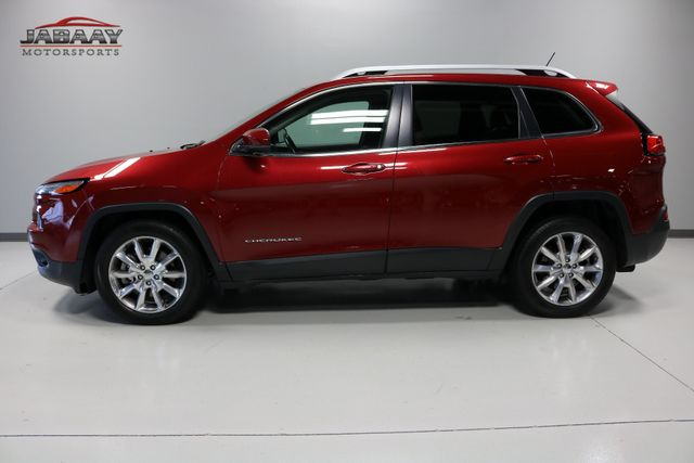 2014 Jeep Cherokee Limited Merrillville, Indiana 1