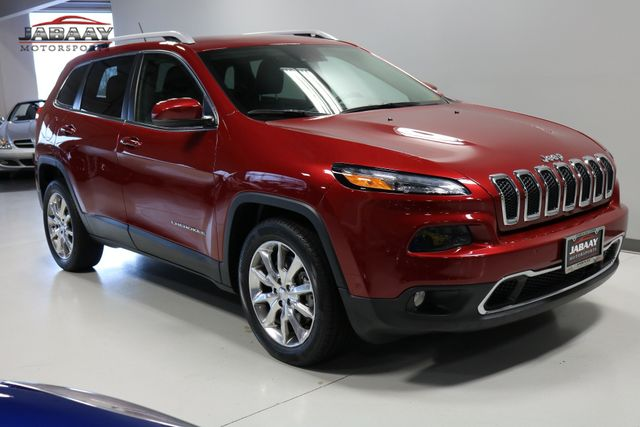 2014 Jeep Cherokee Limited Merrillville, Indiana 6