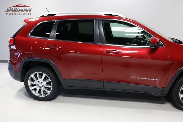 2014 Jeep Cherokee Limited Merrillville, Indiana 39