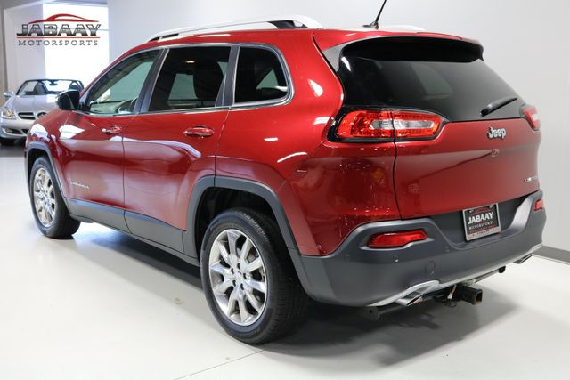 2014 Jeep Cherokee Limited Merrillville, Indiana 2