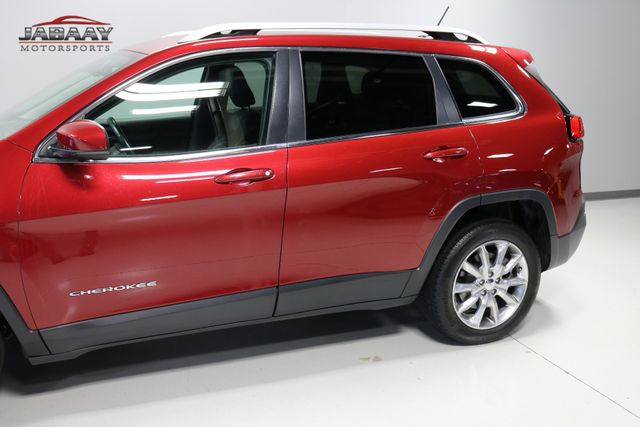 2014 Jeep Cherokee Limited Merrillville, Indiana 34
