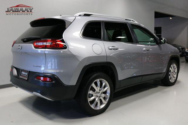 2014 Jeep Cherokee Limited Merrillville, Indiana 4