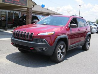 2014 Jeep Cherokee Trailhawk | Mooresville, NC | Mooresville Motor Company in Mooresville NC