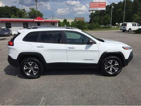 2014 Jeep Cherokee Trailhawk | Myrtle Beach, South Carolina | Hudson Auto Sales in Myrtle Beach, South Carolina