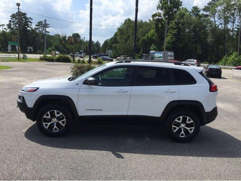 2014 Jeep Cherokee Trailhawk | Myrtle Beach, South Carolina | Hudson Auto Sales in Myrtle Beach South Carolina
