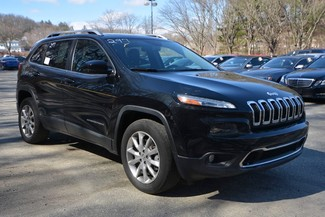 2014 Jeep Cherokee Limited Naugatuck, Connecticut 6