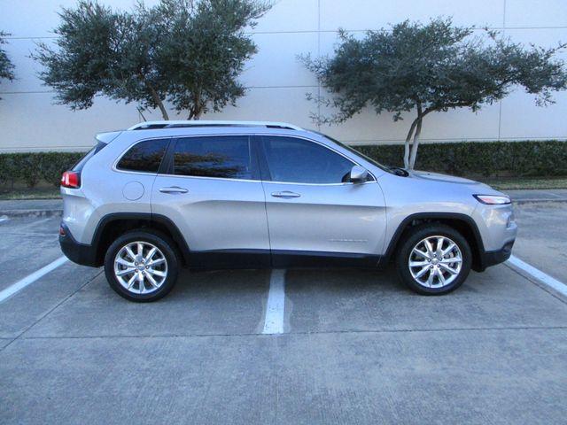 2014 Jeep Cherokee Limited Plano, Texas 1