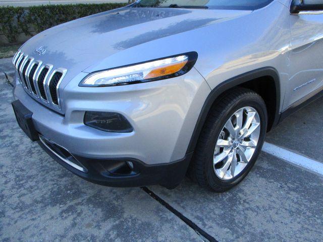 2014 Jeep Cherokee Limited Plano, Texas 10