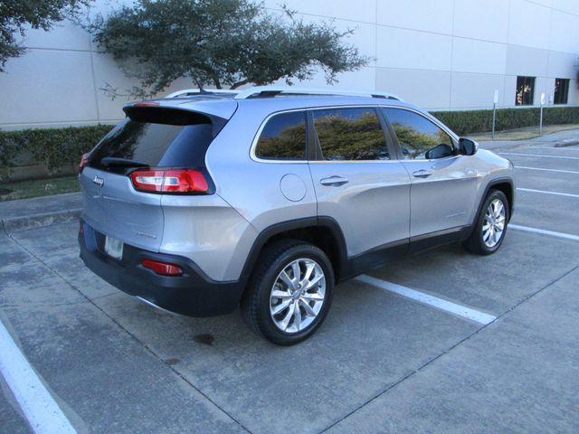 2014 Jeep Cherokee Limited Plano, Texas 2