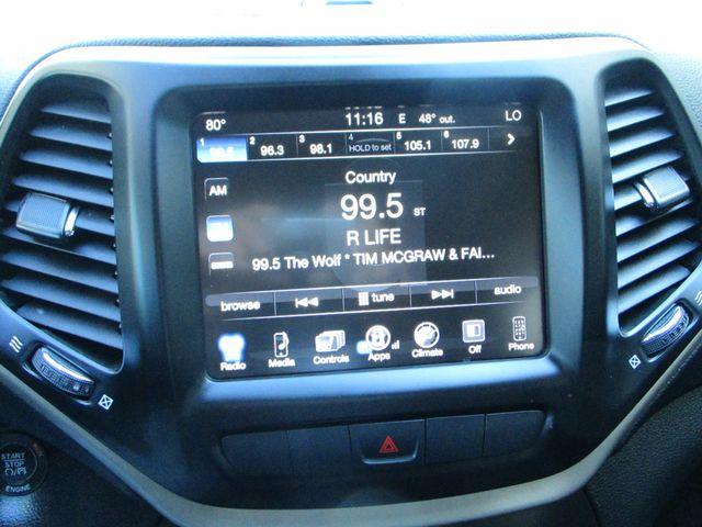 2014 Jeep Cherokee Limited Plano, Texas 24