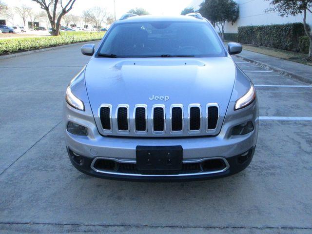 2014 Jeep Cherokee Limited Plano, Texas 5