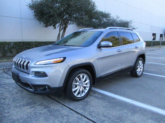 2014 Jeep Cherokee Limited Plano, Texas 6