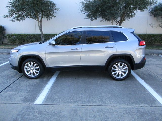 2014 Jeep Cherokee Limited Plano, Texas 8