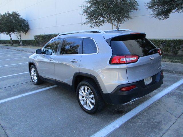 2014 Jeep Cherokee Limited Plano, Texas 9