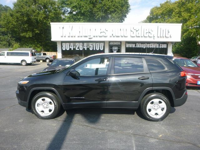 2014 Jeep Cherokee Sport Richmond, Virginia 0