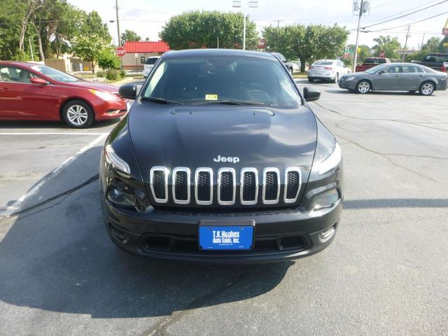 2014 Jeep Cherokee Sport Richmond, Virginia 2