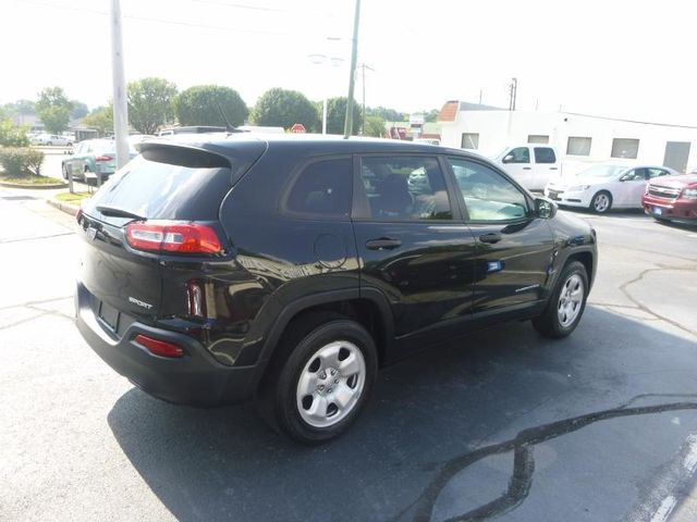 2014 Jeep Cherokee Sport Richmond, Virginia 3