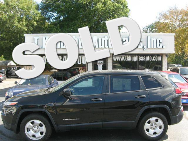 2014 Jeep Cherokee  Sport 4X4 Richmond, Virginia 0