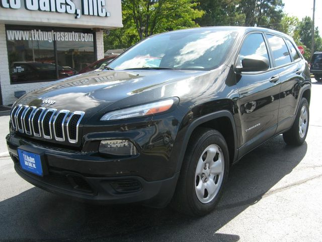 2014 Jeep Cherokee  Sport 4X4 Richmond, Virginia 1