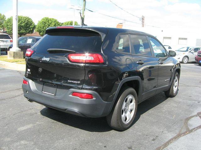 2014 Jeep Cherokee  Sport 4X4 Richmond, Virginia 5